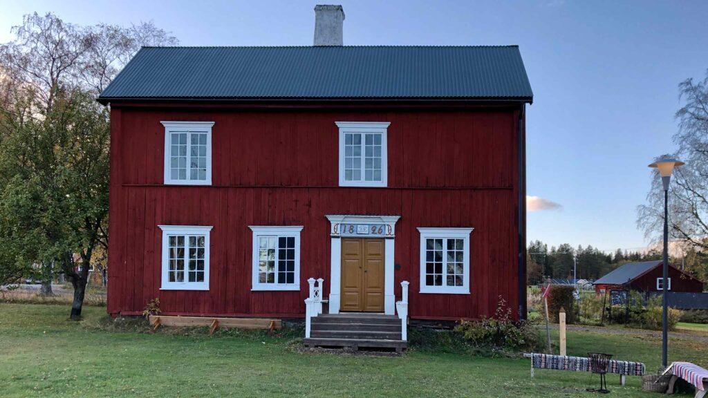 Kyrkås kulturgård